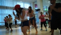 Usher- Hot Thing Dance Fitness Hip Hop Zumba