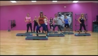 We Can't Stop - Salsa Remix - Zumba Step