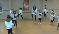 What Does The Fox Say? Kids Dance Choreography