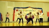 What does the fox say Brookdale Zumba Kids