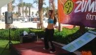 Yael Ringel - Zumba at the Israeli Salsa Congress
