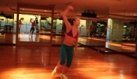 Zumba- High cardio routine with Pegate Mas