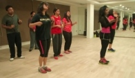 Zumba - Bollywood song Bang Bang choreo by Mana
