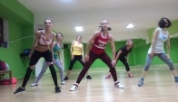 Zumba - ''GASOLINA'' Reggaeton with Kate Kazumba