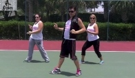 Zumba - Get Cool - Shawty Got Moves - Routine - Dance