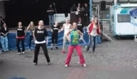 Zumba - HipHop - Welttanztag - Dancemob