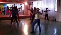 Zumba - belly dance - Hecha pa lante