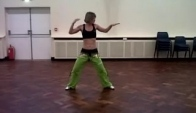 Zumba Belly Dance Routine