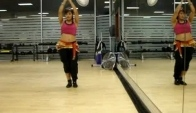 Zumba Belly Dance With Diana Ringa Ringa