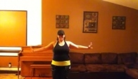 Zumba Belly Dancing Arm Routine