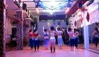 Zumba Belly dance - Waka Waka