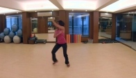 Zumba Bollywood Dance Fitness Choreography