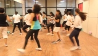Zumba Bollywood Slow Motion Angreza