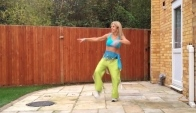 Zumba Bollywood with Rosella to 'Chikni Chameli'