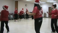 Zumba Christmas Boogie Woogie Cho Cho Train