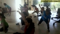 Zumba Cool Down at Steps and Rhtyhm Jaipur