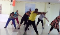 Zumba Cool down on Bollywood Song Hangover by Blackpanther