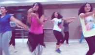 Zumba Dance Bollywood song Jimmy Jimmy Aaja Choreo by Mana