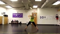 Zumba Dance Fitness Hip Hop Abs