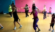 Zumba Dance Fitness Pgr Family Cardio Club
