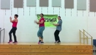 Zumba Dance With Bollywood Song