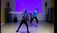 Zumba Dance Workout For Beginner - Slow Motion Video