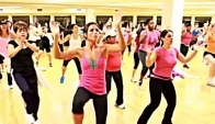 Zumba Dance Workout in Action