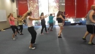 Zumba F X - Gas Pedal hip-hop dance