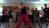 Zumba Fitness - Jennifer Lopez feat Pitbull On The Floor