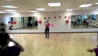 Zumba Fitness Bollywood Performance