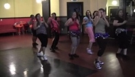 Zumba Fitness Bollywood Song Jai Ho