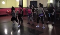 Zumba Fitness Bollywood song Ho Gai Tun