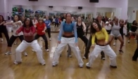 Zumba Fitness Hello Good Morning Dance Routine