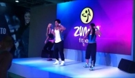 Zumba Fitness Parte I - Zumba workout
