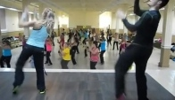 Zumba Fitness Routine - Chucucha - Maximum Sant