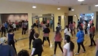 Zumba Fitness Say Na Say Na Bollywood Bhangra