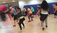 Zumba Fitness Warm Up