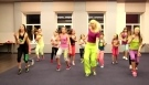 Zumba Fitness With My Lovely Kids Dj Dale Play