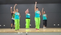Zumba Fitness class with Team Zest Volare Flamenco