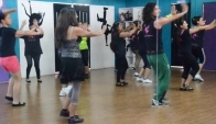 Zumba Fitness freestyle and Belly