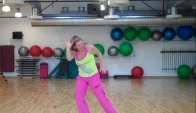 Zumba Fitness med Lea - Candy Man Swing