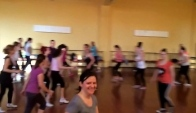 Zumba Fitness with Andreea-Chucucha-hot merengue