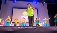 Zumba Fitness with Beto Perez- Stockholm