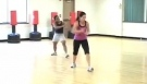 Zumba Fitness with Dar - ms MELINDA'S Elevator by Flo Rider featuring Melindar lol