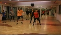 Zumba Fitness with Royston D'sa in Bangalore - Bollywood