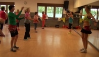 Zumba Gold - Belly dance - Violint - Zumba a Liege