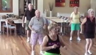 Zumba Gold Seniors at Halcyon April