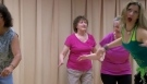 Zumba Gold at the Senior Center