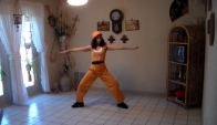 Zumba Gold with Rose and Rena - Hecha Pa' Alante - Belly Dancing