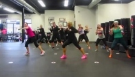 Zumba Hip Hop Dance Can't Hold